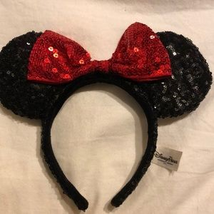 Classic sequin Disney ears